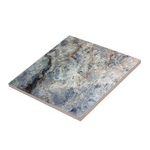 Ice blue white marble stone finish tile