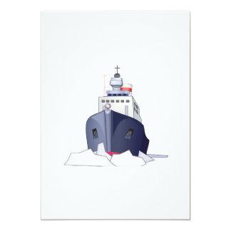 Ice Boat Card