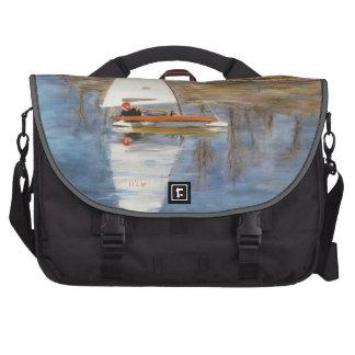 Ice Boat - USA Computer Bag