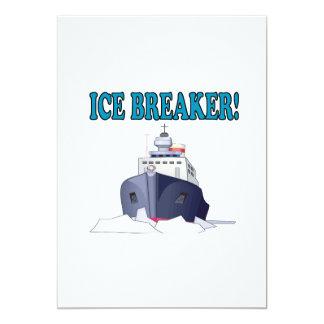 Ice Breaker Card