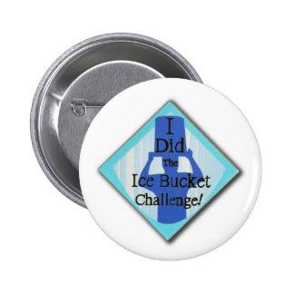 Ice Bucket Challenge Button