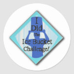 Ice Bucket Challenge Sticker