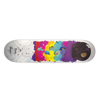 Ice C.R.E.A.M Dreamz Skateboard