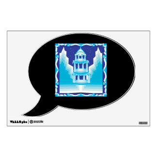 Ice Castle Wall Sticker