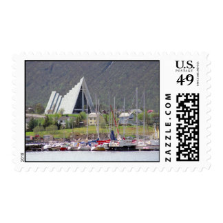 Ice Cathedral Postage