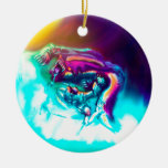 Ice Cave Creature Christmas Tree Ornaments