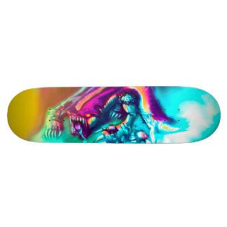 Ice Cave Monster Skateboard Deck