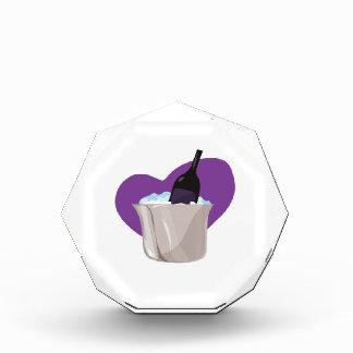 Ice Chest Wine Acrylic Award