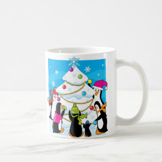 Ice Christmas Coffee Mug