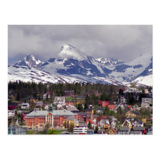 Ice City Postcard