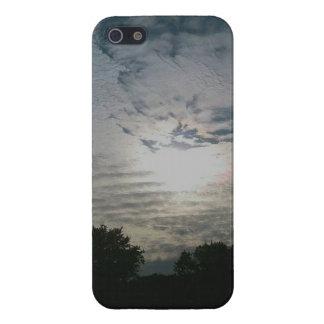 Ice Clouds iphone Case