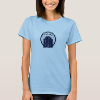 Ice Cold Beer - Blue/White T-Shirt