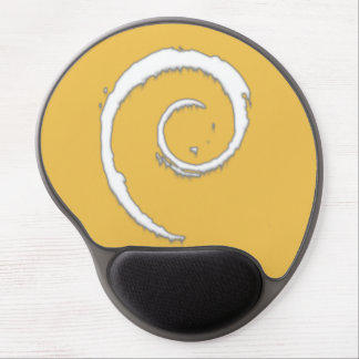Ice Cold Debian Gel Mouse Pad