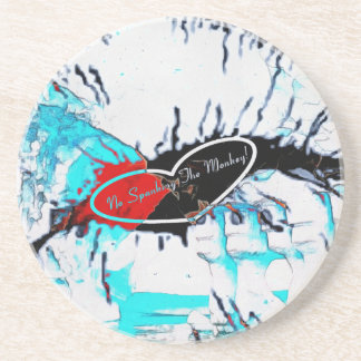Ice Cold SMACK Drink Coasters