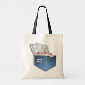 Ice Cooler Tote Bag