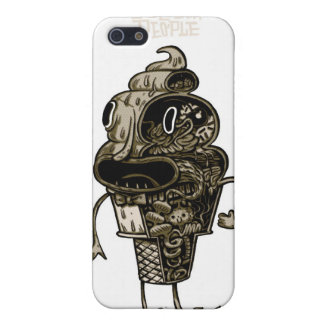Ice Cream Anatomy Case For iPhone SE/5/5s