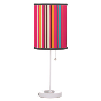 Ice Cream and Sprinkles Striped Lamp