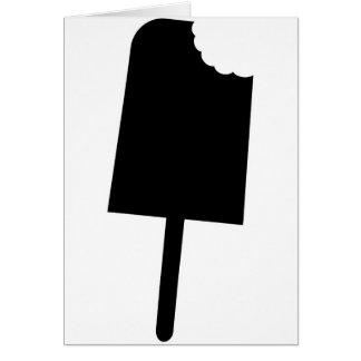 Ice Cream Bar Greeting Cards