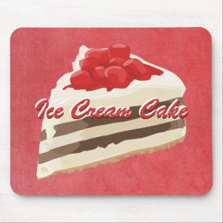 Ice Cream Cake Mousepad
