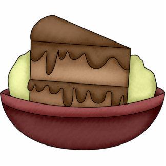 Ice-cream Cake Ornament