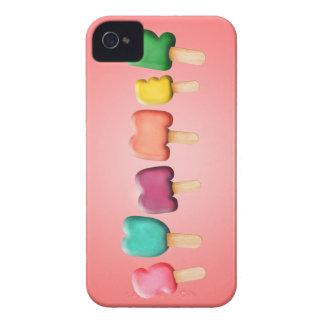 Ice cream case design for hot summer days