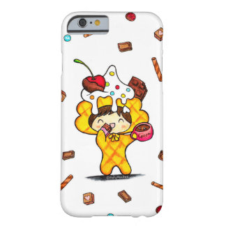 Ice Cream & Chocolate Sweetie Barely There iPhone 6 Case