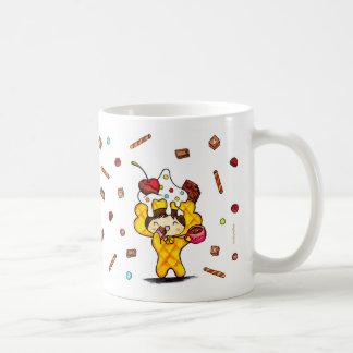 Ice Cream & Chocolate Sweetie Coffee Mug