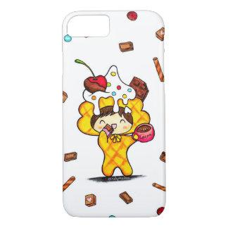 Ice Cream & Chocolate Sweetie iPhone 7 Case