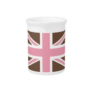 Ice-cream Classic Union Jack British(UK) Fla Pitcher
