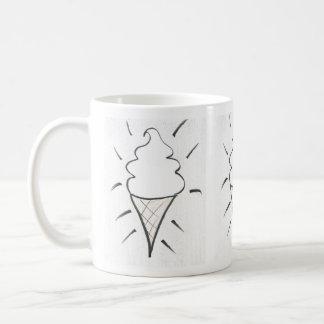 Ice Cream Coffee Mugs