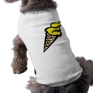 Ice Cream Cone Doggie Shirt