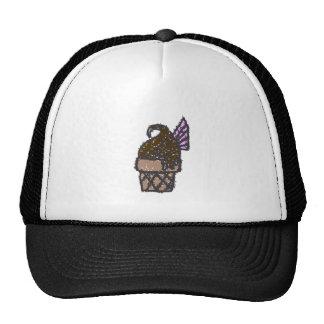 Ice Cream Cone Trucker Hats