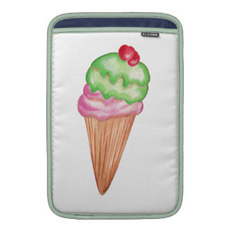Ice Cream Cone Sleeve For MacBook Air