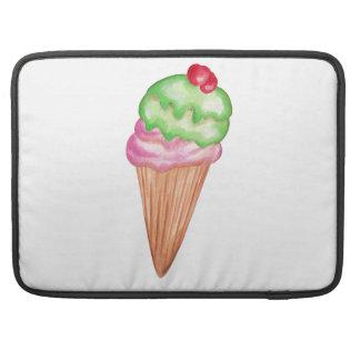 Ice Cream Cone MacBook Pro Sleeve