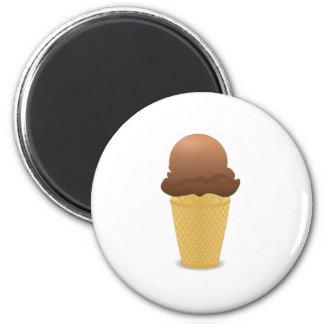 Ice Cream Cone Magnet