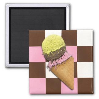 Ice Cream Cone Magnets
