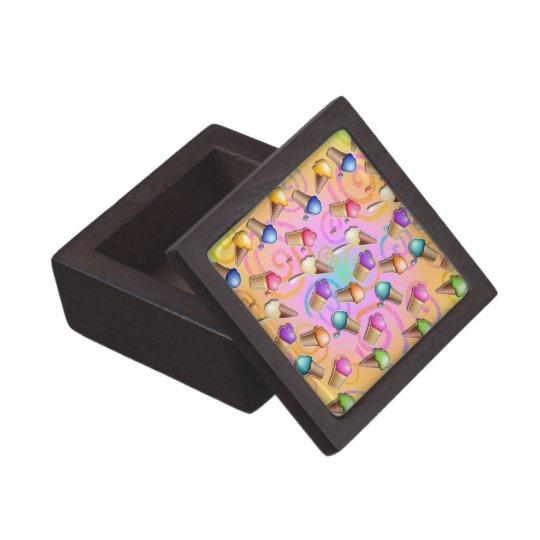 Ice Cream Cone Premium Gift Box