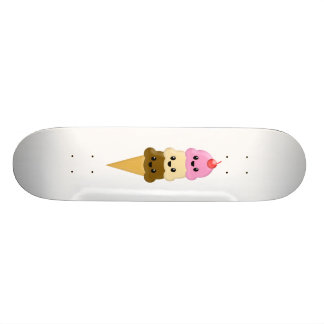 Ice Cream Cone Skateboard