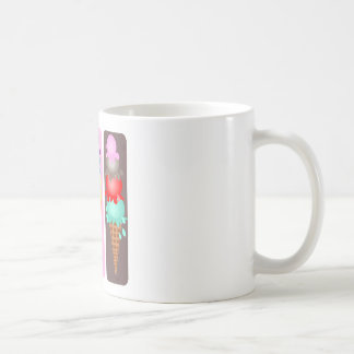 ice cream cones coffee mug