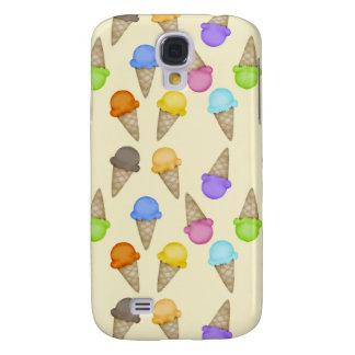 Ice Cream Cones Galaxy S4 Cover