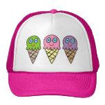 ice cream cones hat