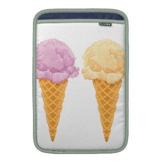 Ice Cream Cones MacBook Air Sleeve