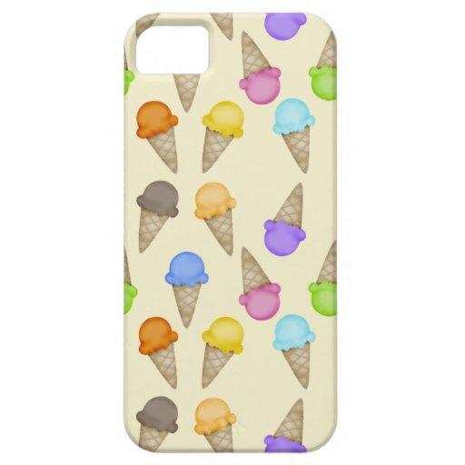 Ice Cream Cones iPhone 5 Cover