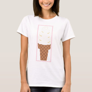 ice  cream cornet T-Shirt