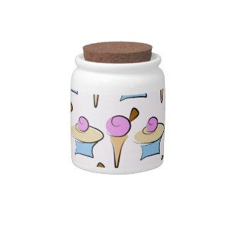 Ice Cream Cupcakes jpg Candy Jars