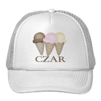 Ice Cream Czar Hat
