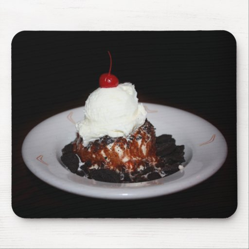 Ice Cream Desert Mouse Pad