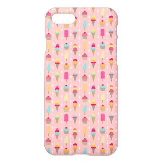 ice, cream, dessert, sweet, treat, for, her, patte iPhone 8/7 case