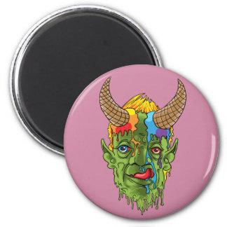ice cream devil magnet