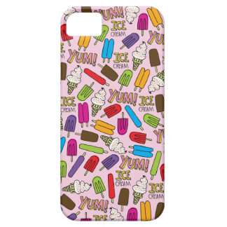 Ice Cream Doodles iPhone SE/5/5s Case